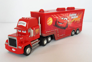 "Pixar Cars 2 Toys The Big Size ""MACK"" TRUCK"