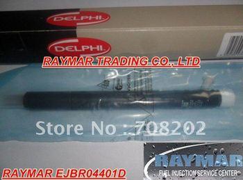 Delphi original common rail injector EJBR04401D for SSANGYONG A6650170221