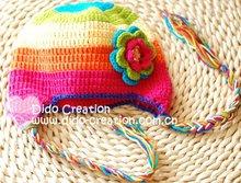 cheap child crochet hat