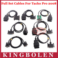 2015 Hottest Full Sets Of Tacho Pro 2008 Cables For Version 2008.07