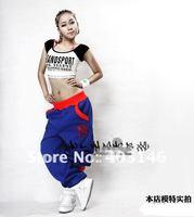 NEW ARRIVAL HIP HOP street dancing/Soft Shell pants/street dancewear/embroidery NY.dance pants.hip-hop dance pants