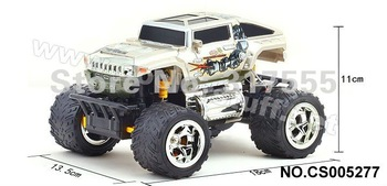 kids boy birthday gift High simulation Charging remote control car Hummer off-road trucks Christmas free shipping   CS005277