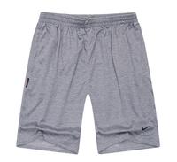 2014 summer cotton plus size men's shorts M-6XL