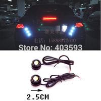 FREESHIPPING  Daytime running light DRL Car Accessories LED daytime 1LED*2