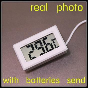 50pcs/lot  free shipping digital thermometer