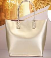 2014 new women ladies GENUINE REAL LEATHER OL vintage big handbag tote bag large shoulder bag messenger bag LF06861a