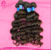 FREE SHIPPING Queen Virgin Brazilian Hair Human Hair Weave Natural Wave Natural Color Mixed 2pcs/Lot Brazilian virgin Wavy Hair