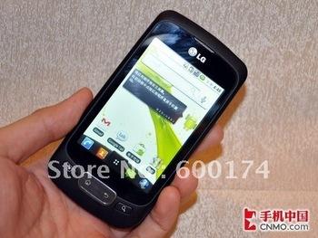 HOT cheap phone unlocked original LG Optimus One P500 3G Android SmartPhone 3.2MPcamera GPS  WIFI refurbished mobile  phones