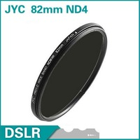 Brand New JYC 82mm Neutral Density ND4 Filter lens filter