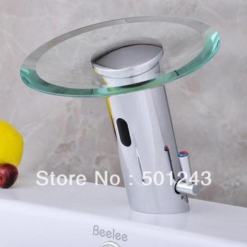 NEWEST!!!(Cold&Hot!) Hands Free Automatic Faucet'Infrared Sensor Tap'Electronic Sensor Faucet QH0109A