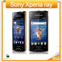 ST18i Original Unlocked Sony Ericsson Xperia ray ST18 Android Phone 3.3&#39;&#39;TouchScreen GPS WIFI 8MP Free Shipping