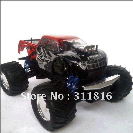 TOP sale! Free shipping,MOQ 1PC, YAWUTOYS 1:8 scale single engine 30 power engine professional R/C nitro 4WD racing car(Hong Kong)