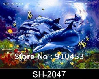 Free shipping.decorative picture,3d picture, 58c HD PET 50*70,100pcs/lot