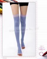 10Pcs Beauty Leg Shaper Women's Japan Compression Burn Fat Body Shaper Set Leg Loss Fat Calorie Crus Belt Shapewears Wholesale