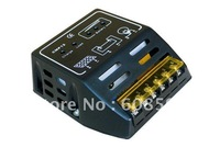 Free shipping & Hot sell! 10A 12V/24V solar charge controller solar regulater for solar power system solar panel, Factory price!