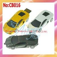 Wholesale!Metal 1-64GB USB Flash Drive,Car USB Flash Drive +Free shipping+2year warranty #CB016