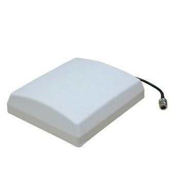 free shipping 10dBi Indoor Dual Band GSM/3G Wall Panel Antenna 800-2500Mhz for Cell Phone Signal Booster Repeater