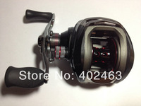 Fishing reel  Bait  baitcasting fishing reel Trulinoya DW1000LA  Left hand    One-way+10ball bearings  204g