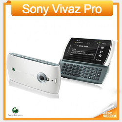 U8i Sony Ericsson Vivaz pro U8 Original Unlocked Cell phone Free Shipping(China (Mainland))