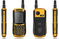 Original CDMA 450MHz Outdoor Mobilephone Dustyproof Shockproof Waterproof Mobile Phone / Cellphone