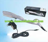 One LOOF Ultrasonic Hot Vibrating Razor for Hair Cut Human Hair Extension, Ultrasonic Hot Razor Outlet beauty salon use