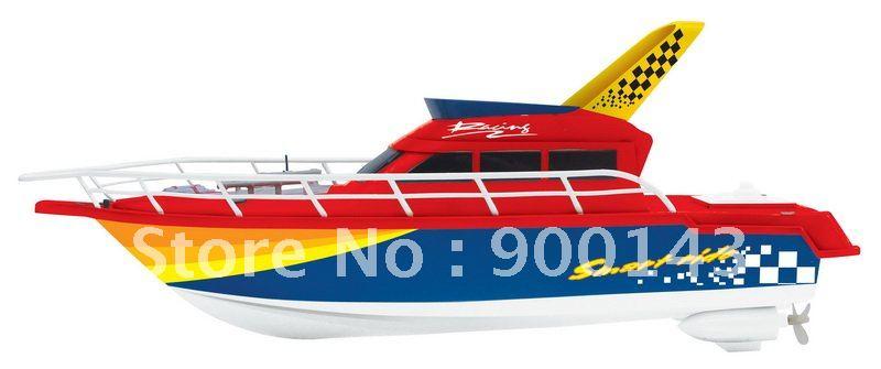 4CH Ocean Star sailing RC Hign Speed Bay Cruiser RC ship RC boat 42800(China (Mainland))