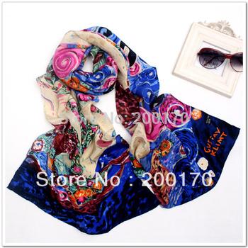 2014 NEWEST, 160cmx42cm, ladies shawls scarf, can be MUSLIM HIJAB, silk Drape Fashion printing shawls scarf,S220