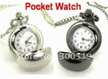 JW070 Fashion Classic Ball Shape Watch Pocket Watch Quartz  watch 2 Colors ( with necklace)Free Shipping