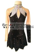 BOART hot sales Ice Skating Dress Beautiful Figure New Brand Ice Dress Competition customize V1004