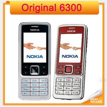 Cheaper Original 6300 Nokia Mobile Phone