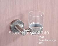 New Design Glass Tumbler Holder KG-2609 Bathroom Enclosure Bathroom Set Wholesale