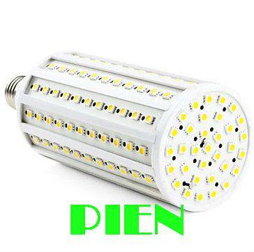 30W 5050 LED Bulb E27 E40 165 LED Corn Light spot Lamp 360 degree Warm Cold White 85v-265v Free Shipping 2pcs/lot(China (Mainland))