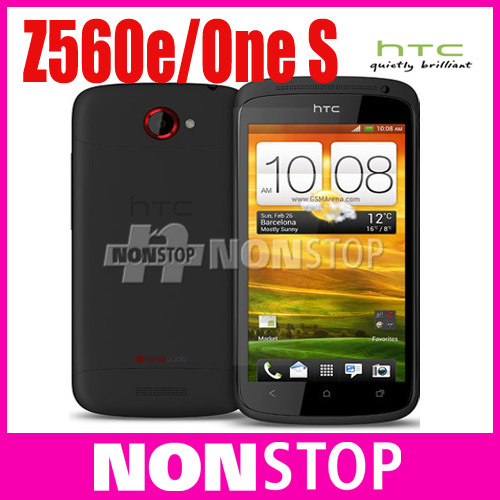 Z560e Original HTC One S Android GPS WIFI 4.3&#39;&#39;TouchScreen 8MP camera 16G Internal Unlocked Cell Phone(China (Mainland))