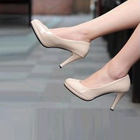 retail and wholesale size 34-39 ladies pumps. high heels shoes.low heels evening shoes hh1296