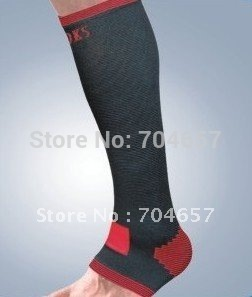DKS  Knited Ankle Foot Support Elastic Protector protection Safeguard Brace Sport Sock
