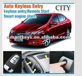 Remote Car Keyless Car Alarm Central Locking System Keyless Entry System Remote Controller for Honda harrier