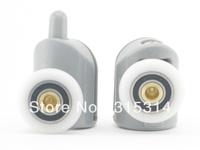 Shower Door roller  runners  Wheels  plastic pulley