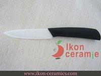 """Free Shipping! High Quality 4"""" AJX Ceramic fruit knife New 100% Zirconia Ceramic Knife(AJ-4001W-BB)"""