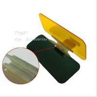 Car sun visor/Car sun shade/ Free Shipping/ Day and night glare mirror / goggles/ Wholesale+Retail