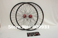 2012 most popular 29er MTB  carbon wheels 1k weave high quality with 2 years of warranty