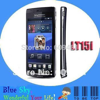 Original Sony Ericsson Xperia Arc LT15i cell phones 3G WIFI GPS 8mp camera unlocked phone
