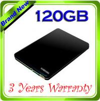 Brand new original 120GB 2.5' SATA external hard drive portable mobile HDD USB2.0 5400rpm top quality guarantee free shipping