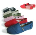 Canvas+EVA shoes,for man and woman,comfortable,Classical design,blue/green/gray/pink/white/stripe/red/black