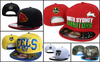 high quality NRL AFL men/women snapback hats, baseball caps,wholesale can mix orderk,Free shipping