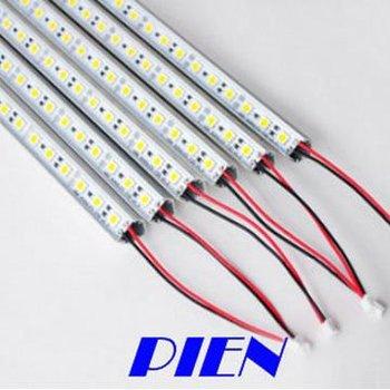 5630 Rigid led bar lights SMD 72 LED 1M Hard Pixel LED Strip Light Aluminium Housing  by DHL 120pcs/lot