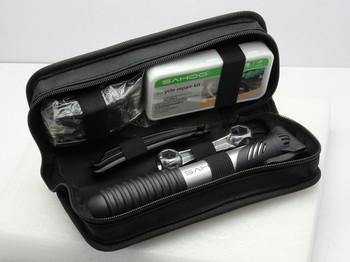 16 in 1 Brand ROSWHEEL Bicycle Bike Repair Set Tools with Triathlon bag Pump