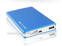 10000MAH external power bank, external battery backup for iPhone, balckberry,htc with pouch
