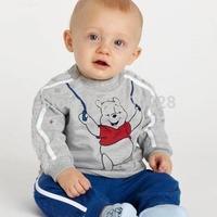107# Free Shipment Fashion Kid's Suits Outer coat +Pants 3pcs/lot Wholesales