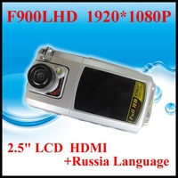 Promotion!!! F900LHD Car DVR with HD 1440*1080P and 2.5'' TFT colorful screen HDMI H.264 Free shipping (NC-F900LHD)