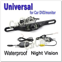 For Car DVD/ Rearview Monitor Wired Parking camera Shockproof Night visio Waterproof  Universal parking Camera